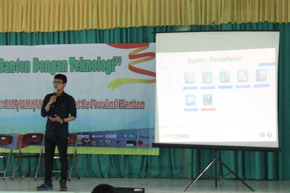 LebakHosting Sponsor Lomba Blog se – Provinsi Banten